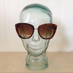 Accessories - Modern Cat Eye Sunglasses